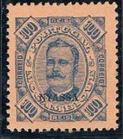 Companhia De Nyassa, 1898, # 13 Dent. 12 1/2, MH - Nyassa