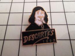 115e Pin's Pins / Rare Et De Belle Qualité !!! THEME JEUX / DESCARTES Poker , Belote , Pouilleux Massacreur ? - Jeux