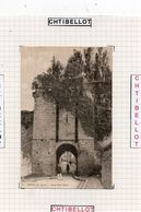 351DinanPorte Saint Malo21Circulée 1930 - France