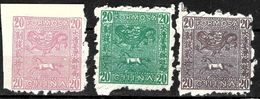 735 - CHINA - FORMOSA - 1888 - FORGERIES, FALSES, FALSCHEN, FAKES, FALSOS - Collezioni (senza Album)