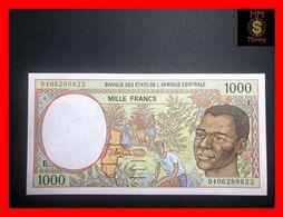 C.A.S CENTRAL AFRICAN STATES Cameroun 1.000 1000 Francs 1998 P. 202 E  AU - États D'Afrique Centrale