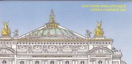 Bloc Souvenir Opéra Garnier (2006), N° 3926, Neuf ** Sous Pochette - Blocs & Feuillets