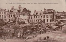 6750   14  18   ST QUENTIN    ??   NON  ECRITE - Oorlog 1914-18