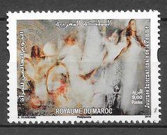 Journée Internationale De La Femme : N°1730 Chez YT. (voir Commentaires) - Marokko (1956-...)