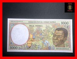 C.A.S CENTRAL AFRICAN STATES Cameroun 1.000 1000 Francs 2000  P. 202 E  UNC - États D'Afrique Centrale