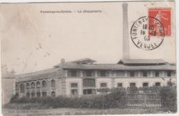 FONTENAY LE COMTE LA CHAPELLERIE 1909 TBE - Fontenay Le Comte