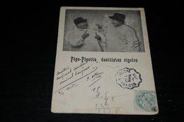 16303               PIPO PIPETTE, DUETTISTES RIGOLOS - FRANCE,  HERAULT - 1906 / CLOWN / CIRCUS - Circo