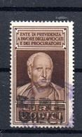 MARCA DA BOLLO PREVIDENZA AVVOCATI E PROCURATORI - 1940 L. 10/12 - Fiscali