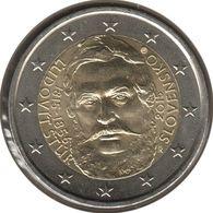 SQ20015.1 - SLOVAQUIE - 2 Euros Commémo. Ľudovít Štúr - 2015 - Slovaquie