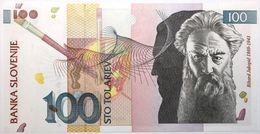 Slovaquie - 100 Tolarjev - 2003 - PICK 31a - NEUF - Slovénie