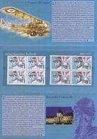 Pochette Souvenir France-Slovaquie (2003) Milan Rastislav Stefanik, N° 3554 Et 390, Neuf ** - Blocs & Feuillets