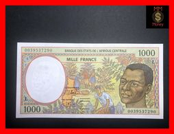 C.A.S CENTRAL AFRICAN STATES Gabon 1.000 1000 Francs 2000  P. 402 L  UNC - Central African States