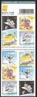 Boekje 49**/ Carnet 49 Philatélie Du Jeunesse (3373/77** Transport) - Vervoersmiddelen (Jeugdfilatelie Belgica 2006) MNH - Booklets 1953-....
