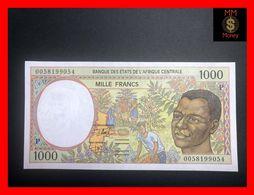 C.A.S CENTRAL AFRICAN STATES Chad 1.000 1000 Francs 2000  P. 602 P  UNC- - États D'Afrique Centrale