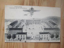 Toulouse - Souvenir Du 57e D'Artillerie - Toulouse