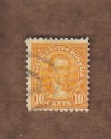 USA. (Y&T) 1922-25 - N°237. * J. Monroe*   * 10c * Obl - United States