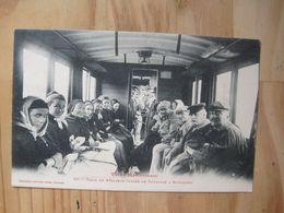 Types Méridionaux - Train De Banlieue ( Ligne De Toulouse A Boulogne) - Toulouse