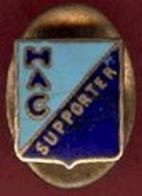 ** BOUTON  H. A. C.  SUPPORTER ** - Football
