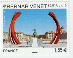 TIMBRE -  2013  - 4723 - Série Artistique , Bernar Venet  Arc Au Château De Versailles -  Neuf Sans Charnière - France