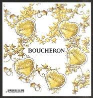 2019 - Bloc Feuillet BF 146 COEURS DE BOUCHERON  NEUF** LUXE MNH - Blocs & Feuillets