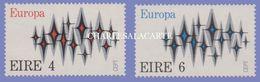 EIRE IRELAND 1972  EUROPA S.G. 313-314  U.M. - Nuovi