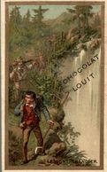CHROMO CHOCOLAT LOUIT LE CONTREBANDIER - Louit