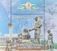 Uzbekistan 2020. 75th Anniversary Of Victory. WW2. MNH - Uzbekistan