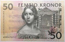 Suède - 50 Kronor - 1996 - PICK 62a.1 - NEUF - Suède