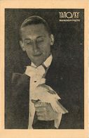 CIRQUE  YANOSKY  Illusionniste - Circus