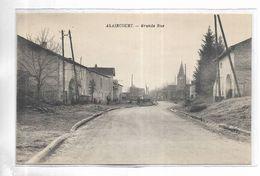 70 - ALAINCOURT - Grande Rue - Francia