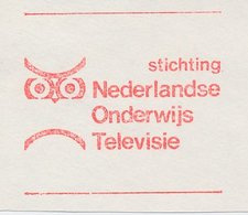 Meter Cut Netherlands 1981 Bird - Owl - Unclassified