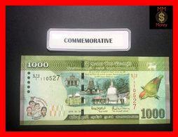Ceylon - Sri Lanka  1.000  1000 Rupees  4.2.2018  P. 130  *COMMEMORATIVE*  UNC - Sri Lanka