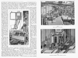 LES NOUVEAUX ASCENSEURS  De La TOUR EIFFEL 1900 - Wissenschaft & Technik