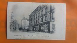 Compiegne - Papeterie Vignon , Place De L'hotel De Ville - Compiegne