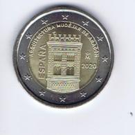 Spagna - 2 Euro Commemorativo Anno 2020  - Aragona - España