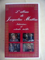 L'album De Jacqueline Mayan, Interviews Et Extraits Inédits VHS - Comedy