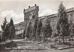 Cartolina - Postcard /  Viaggiata - Sent /  Leccio,Villa Moresca Sammezzano.  ( Gran Formato ) Anni 60° - Firenze (Florence)