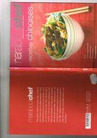 Marabout Chef Recettes Chinoises Wolks Accomoder Le Riz Soupes & Dim Sum Plats Principaux Accompagnements - Gastronomie