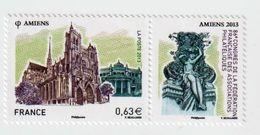 TIMBRE -  2013  -  4748 -  86éme Congrès Philatélique , Amiens -  Neuf Sans Charnière - France