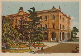 Cartolina - Postcard /  Non Viaggiata - Unsent /  Perugia, Palazzo Del Governo.  ( Gran Formato ) - Perugia