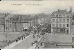 03 MONTLUCON . LA VILLE GOZET    ( CANTON OUEST ) - Montlucon