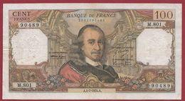 """100 Francs """"Corneille"""" Du 04/07/1974.A ---TTB--ALPH .M.801 - 100 F 1964-1979 ''Corneille''"""