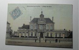 France - Chalonnes-sur-Loire - L'Hôtel De Ville - Chalonnes Sur Loire