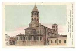 Chromo Brioude (Haute-Loire) Eglise Saint-Julien (Nord-Ouest) - Kolarsine Et Pautauberge - Les Cathédrales De France - History
