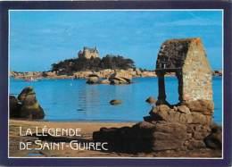 22 - Ploumanach - L'oratoire Saint-Guirec Et Le Château De Costaérès - Flamme Postale De Perros Guirec - CPM - Voir Scan - Ploumanac'h