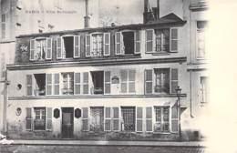 75 - PARIS 6 ème - Villa SAINT JOSEPH 49 Rue Notre Dame Des Champs ( Maison Retraite Petites Soeurs Des Pauvres ) CPA - Sonstige