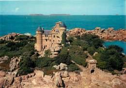 22 - Ploumanach - Le Château De Costaérès - Vue Aérienne - CPM - Voir Scans Recto-Verso - Ploumanac'h