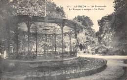 Alençon - Le Kiosque à Musique - Le Chalet - Alencon