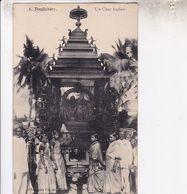 INDE / PONDICHERY / UN CHAR INDIEN / EDIT VINCENT / MARSEILLE - India