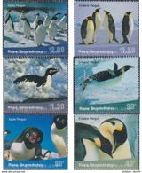 NEW ZEALAND. Ross Dependency. 2001. PENGUINS . PINGUINOS - Ross Dependency (New Zealand)
